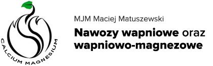 Nawozy wapniowe, wapniowo-magnezowe